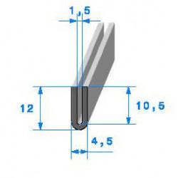 SE821 - 12x4,5 mm