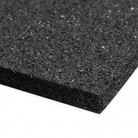 Super-Resiliant anti vibratoire vibrations isolation sols caoutchouc Solutions Elastomères