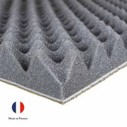 Mousse SE50AL-ML Acoustique Alvéolaire Solutions Elastomeres