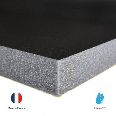 Mousse Phonique SE50FL Acoustique Face Lisse Solutions Elastomeres
