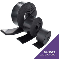 Bandes Caoutchouc Compact Haute Qualite Rubber Solutions Elastomeres