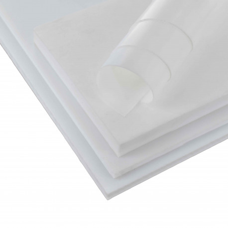 Plaques PTFE Vierge Solutions Elastomeres France