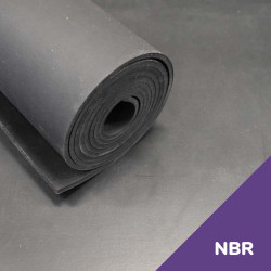 Rouleaux Caoutchouc Nitrile Noir Blanc Alimentaire Rubber Solutions Elastomeres