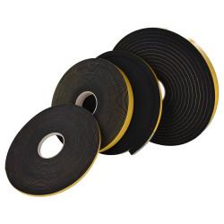 Adhesive foam strip