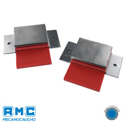 SUSPENTES SE141 Anti vibratoire vibrantes murs faux plafonds tuyauteries machines Solutions Elastomères
